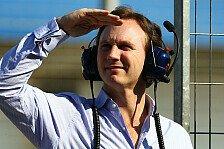 Formel 1 - Horner: Absage war richtig