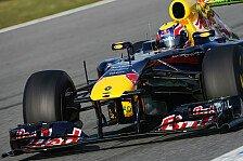 Formel 1 - Webber: Horner ist Verlängerung nicht abgeneigt