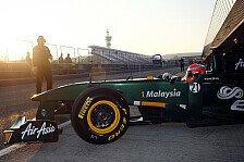 Formel 1 - Trulli beklagt fehlende Pirelli-Entwicklung
