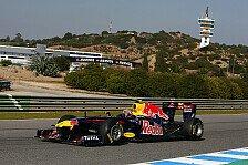 Formel 1 - Webber spricht über die größte Herausforderung