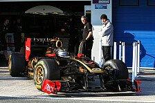 Formel 1 - Heidfeld stellt Petrov in den Schatten