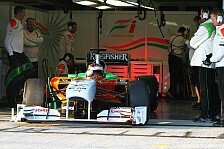 Formel 1 - Force India verzichtet auf KERS