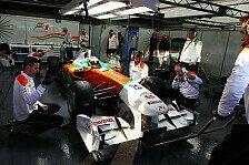 Formel 1 - Di Resta wäre gern mehr gefahren
