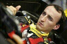 Formel 1 - Kubica: F1-Rückkehr immer unwahrscheinlicher