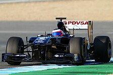 Formel 1 - Tag 4: Barrichello schnappt sich die Bestzeit