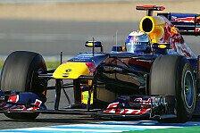 Formel 1 - Vettel sagt zwei bis vier Boxenstopps voraus