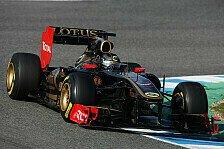 Formel 1 - Tag 3: Heidfeld holt Bestzeit in Jerez