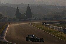 Formel 1 - Williams tut Probleme als Kleinigkeiten ab