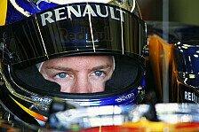 Formel 1 - Vettel: Rallyes sind gefährlich