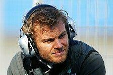 Formel 1 - Rosberg erlebt harten Lernprozess