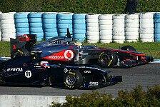 Formel 1 - McLaren zieht es nicht an die Börse