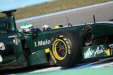 Formel 1 - Kovalainen hat KERS auf dem Wunschzettel