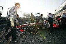 Formel 1 - McLaren zieht frustriert aus Jerez ab