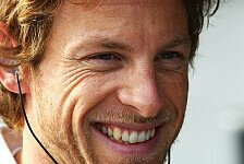 Formel 1 - Button: McLaren fehlen Kilometer