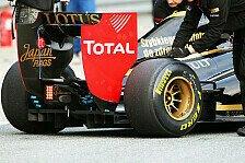 Formel 1 - Der verstellbare Heckflügel
