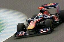 Formel 1 - Hamilton von Toro Rosso beeindruckt
