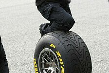 Formel 1 - Pirelli gibt Reifen für erste Rennen bekannt