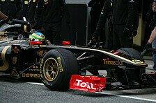 Formel 1 - Bilder: Jerez - Testfahrten