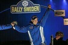 WRC - Hirvonen vor Rallye Schweden angriffslustig
