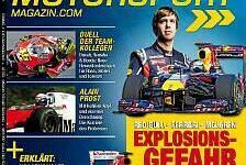 Formel 1 - Explosionsgefahr im neuen Motorsport-Magazin