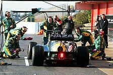 Formel 1 - Teixeira springt für Kovalainen ein