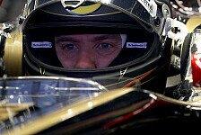 Formel 1 - Heidfeld: Renault-Form unmöglich vorherzusagen