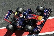 Formel 1 - Alguersuari verblüfft mit starker Performance