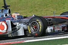 Formel 1 - Button: McLaren ist im Hintertreffen