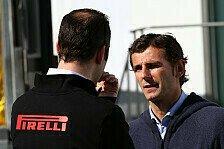 Formel 1 - De la Rosa testet wieder für Pirelli