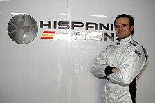 Formel 1 - Liuzzi baut auf Erfahrung