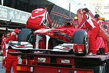 Formel 1 - Alonso rätselt noch über Rangordnung