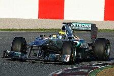 Formel 1 - Daimler kauft Formel-1-Team auf