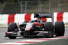 Formel 1 - Liuzzi hofft auf Chance bei HRT