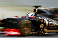 Formel 1 - Petrov schaut nur auf sich