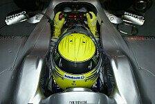 Formel 1 - Rosberg probiert neuen Simulator