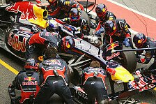 Formel 1 - Umfrage: Vettels Langzeit-Vertrag mit Red Bull