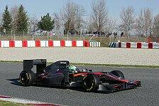 Formel 1 - Liuzzi will mit HRT reden