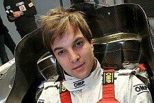 Formel 1 - HRT lässt Mondini testen