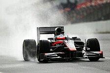 Formel 1 - HRT hat keine Eile in der Fahrer-Frage