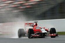 Formel 1 - Glock: Wir liegen hinter unseren Erwartungen