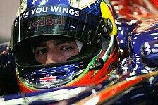 Formel 1 - Ricciardo: Wechselhaftes Wetter ein Vorteil