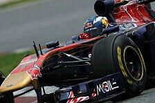 Formel 1 - Toro Rosso: Hausaufgaben gut gemacht?