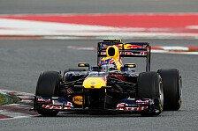 Formel 1 - Webber will Karriere bei Red Bull beenden