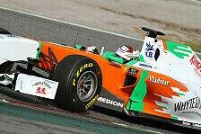 Formel 1 - Sutil erwartet keinen Selbstläufer