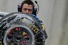 Formel 1 - Barcelona-Test stellt Teams vor Reifen-Probleme