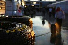 Formel 1 - Pirelli will Freitags-Tests durchführen
