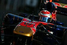 Formel 1 - Alguersuari: Ich bin besser als Buemi