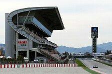 Formel 1 - Barcelona-Test: Manche Teams doch ab Dienstag
