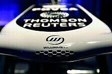Formel 1 - Williams setzt auf Batterie-KERS