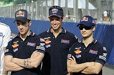 MotoGP - Pedrosa, Stoner, Dovizioso besuchen Raffinerie